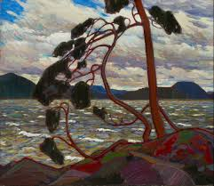 the west wind painting wikipedia
