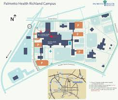 Columbia Sc Map Directions Mccausland Center For Brain Imaging University Of