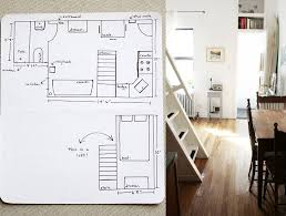 square foot or square feet brooklyn couple lives comfortably in this tiny 240 square foot nyc