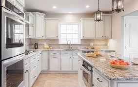 white glazed kitchen cabinets white kitchen cabinets