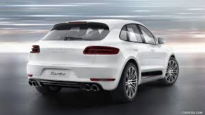 porsche macan turbo white comparison porsche cayenne turbo 2016 vs porsche macan turbo