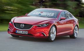 mazda car and driver 2014 mazda 6 sedan rendered detailed u2013 news u2013 car and driver