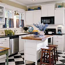 Black And White Kitchen Floor Tiles - kitchen inspired black and white kitchen designs black and white