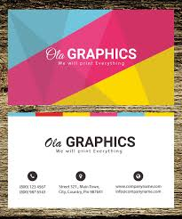 Best Visiting Card Designs Psd Colored Business Card Free Psd Psd Free Download