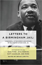 letters to a birmingham jail a response to the words and dreams