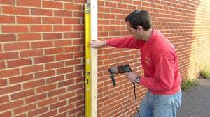 How To Plumb A House by How To Fit Your Wooden Posts By
