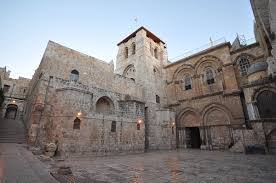 church of the holy sepulchre wikipedia