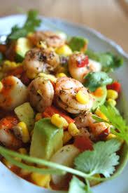 cuisiner mexicain salade mexicaine aux crevettes la recette de salade mexicaine aux