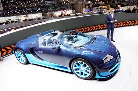 bugatti grand sport vitesse debut at geneva