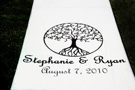 aisle runners for weddings chapelrunners personalized wedding aisle runners decorations