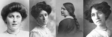 how to style hair for 1900 women s edwardian hairstyles an overview hair and makeup artist