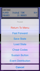 gba 4 android how to insert codes into gba4ios 4 steps