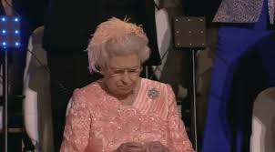 Queen Of England Meme - the queen looks quite peeved with prince charles in the latest