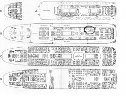castle plans morro castle deck plans deck plans of the s s morro castl u2026 flickr