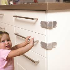 kitchen cabinet locks baby guide to baby safety around the house