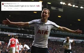 Arsenal Tottenham Meme - tottenham v arsenal piers morgan forced to eat his words after