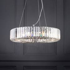 marquis by waterford foyle led 8 light bathroom ceiling pendant