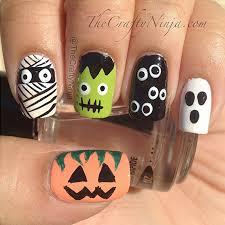 halloween toe nail designs nail designs easy halloween nail art