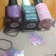 born pretty store small silicone stamping art mat polish and paws
