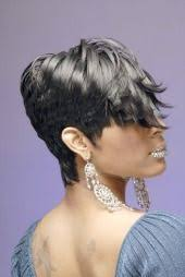 styling of freezing african hair african american short haircut african american hairstyles
