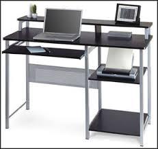 Black Computer Desk Glass Desk Office Small Glass Computer Desk Black Glass Computer