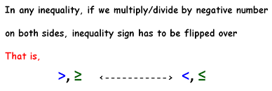 solving one step inequalities worksheet