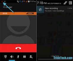 record phone calls android how to automatically record phone calls in android