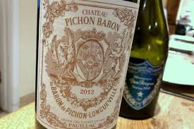 learn about chateau pichon baron château pichon baron 2013 pauillac bordeaux
