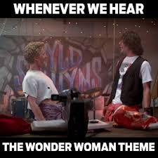 Song Meme - wonder woman theme song meme watch or download downvids net