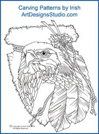 Free Wood Carving Patterns Downloads by L S Irish U2013 Classic Carving Patterns