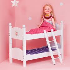 Doll House Bunk Beds 18 Doll Bunk Bed Free Shipping Continental Usa Discount Doll