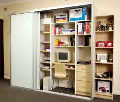 Small Storage Room Design - convert closet home office storage house design and office