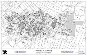 University Of Kentucky Campus Map University Of Kentucky Directions And Map Uk Campus Arabcooking Me