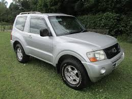 used mitsubishi shogun manual for sale motors co uk