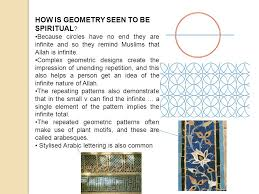 geometry of islamic architecture introduction four types of