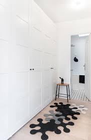 Corridor Decoration Ideas by Modern Hallway Decoration Design Ideas Small Monolithic Storage