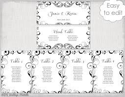 wedding seat chart template free printable wedding seating chart templates www napma net