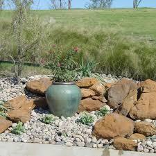 rock landscaping ideas backyard placement afrozep arizona garden