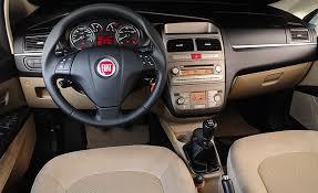 Fiat Linea Interior Images Fiat Linea T Jet V S Honda City Car Comparisons