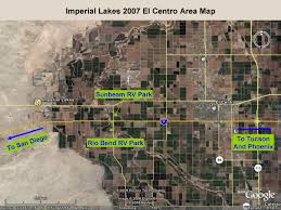 california map el centro imperial lakes el centro california el centro area map