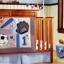 unbranded boys u0027 sports nursery bedding ebay