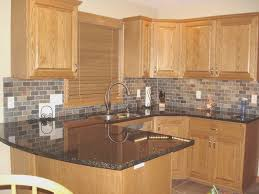 slate backsplash in kitchen backsplash multicolor slate backsplash design decorating lovely
