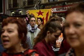 the latest catalonia 90 percent vote for independence