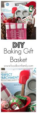 baking gift basket diy baking gift basket food lovin family