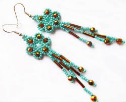 seed bead earring patterns free linda s crafty inspirations free