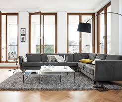 salon avec canapé gris dco salon le gris nous fait de loeil ct maison charmant salon avec