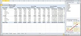 How To Create Pivot Tables In Excel Top 3 Tutorials On Creating A Pivot Table In Excel