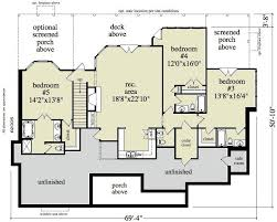 house plans with screened porch 5 bedroom 5 bath craftsman house plan alp 096a allplans com