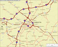 usa carolina map map toursmaps
