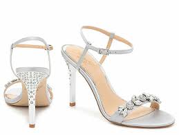 wedding shoes dsw women s silver evening wedding shoes dsw